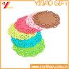 Esteira do copo do silicone do preço de fábrica (YB-LY-CM-02)