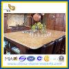 Controsoffitto Polished naturale del granito della cucina per la casa e l'hotel