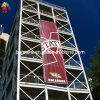 Tabellone per le affissioni esterno, bandiera della flessione del vinile del PVC di pubblicità esterna