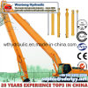 Cilindro hidráulico da máquina escavadora da alta qualidade para a boa venda