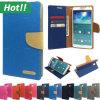 Caja para el borde de Samsung S6, caja de cuero del teléfono de la PU para el borde de Samsung S6, nuevo caso vendedor caliente