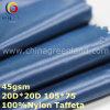 Impermeabilizzare il prodotto di nylon intessuto del taffettà per gli abiti sportivi (GLLML324)