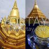 Pearlescent dorato Pigment, Coating Pearl Powder su Temple
