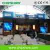 Afficheur LED d'intérieur polychrome de location d'étape de Chipshow P10 RVB