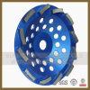 roda de moedura concreta do copo do disco do diamante de 180mm