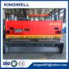 QC11y-12X3200 Hydraulische Scherende Machine met 3.2 Meters die de Lengte van de Lijst werken