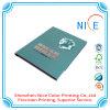 El tablero de tarjeta de la impresión embroma el libro, servicio de impresión del libro de Casebound del fabricante
