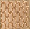 Mosaico del acero inoxidable Ls011