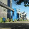 MPE do transporte do cimento/transporte de correia curvado/transporte de correia convencional