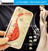 iPhone를 위한 2016 가장 새로운 3D S Line Design Quicksand Phone Case 6 6s