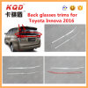 2016 automobile Accessories pour Toyota Innova Auto 2016 Accessories pour Toyota Innova Back Glasses Trims pour Innova