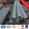 110kv achteckige 20m galvanisierte Stahldienstpolen