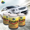 Kingfix Auto Refinish 2k Solid Black Car Paint