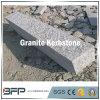 [بفب] حجارة طبيعيّة رماديّ [غرنيت] [كربستون] لأنّ خارجيّة يرصف