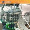 Máquina de rellenar pasterizada de la cerveza de la botella de cristal