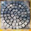 Preiswerter grauer Granit geflammter Stein der Pflasterung-G603