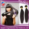 Уток человеческих волос девственницы высокого качества 100% Unprocessed бразильский (HSTB-100)