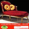 木製のソファーの椅子/Chaiseのラウンジ