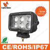 Super Bright 4D LED Work Light voor Truck 60W LED Machine Work Light