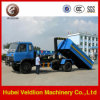 Dongfeng 8m3 Hook Lift Garbage Truck