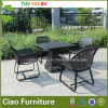 Freizeit Outdoor Furniture Ratan Garten Wicker Table und Chair