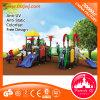 2016 de Nieuwe Commerciële OpenluchtApparatuur van de Spelen van Jonge geitjes Playsets