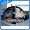 Haube Inflatable Spider Tent Made des Strong Feuers-Proof Cloth