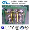 沖合いの高圧酸素窒素のガスポンプラック
