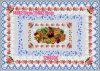 Coperchio di plastica della Tabella di /Vinyl del Oilcloth dei panni della Tabella
