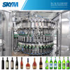 Dcgf automático 18-18-6 3 en 1 máquina que capsula de relleno que se lava del vino de la botella de cristal