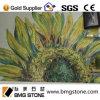 Sonnenblume-Mosaik-Fliesen für Dekoration-Material