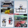 De geautomatiseerde Enige Hoofd Tubulaire Machine van het Borduurwerk voor Vlak Borduurwerk