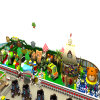 Игрушка детей занятности приветственного восклицания ягнится крытая спортивная площадка для парка