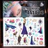 Etiqueta engomada congelada al por mayor del tatuaje para los niños