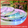 IC Controlled 5050 RGB 150 LEDs 36W Flexible LED Tape Light for Interior Decoration