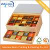 Caja de /Chocolate de la caja/del caramelo de regalo del papel de precio de fábrica (AZ122812)