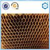 Âme en nid d'abeilles de papier flexible Materia de construction décoratif