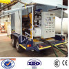 Zym beweglicher Typ Vakuumturbine-Öl-Reinigungsapparat-System