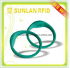 Silicone Material를 가진 방수 NFC Smart RFID Wristband