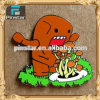 Pin animal do Lapel do cogumelo dos desenhos animados encantadores bonitos da fonte de China da alta qualidade de Alibaba