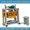 Konkrete Stützmauer-Block-Maschine/feste Presse-Ziegelstein-Maschine