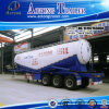 ISO CCC Approved Bulk Cement Tank Trailer with Air Compressor