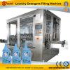 Жидкое моющее средство Автоматическая Liner машина для фасовки