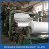 maquinaria branca de recicl de papel da fatura de papel do escritório da máquina de 2400mm