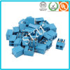 carte Terminal Block de 5.0mm 5.08mm Pitch Screw Mount Single Row