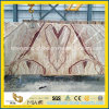 Background Wall Flooring를 위한 빨간 Dragon Jade Slab