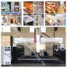 Händlerpreis-Stein-Stich CNC-Fräser/5 Mittellinie sah Stein-CNC-Hilfsmittel-Wegewahl und Ausschnitt-Maschine