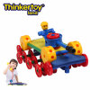Thinkertoy Tanque de Asalto bloques de tierra de juguetes educativos Serie Militar Armado (M6601)
