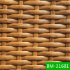 Material al aire libre impermeable de la rota del PVC de los muebles (BM-31681)