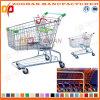 저가 슈퍼마켓 미국식 아연 쇼핑 트롤리 (Zht42)